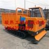 厂家直销省油小型山地运输车 农用履带自卸车 水利工程履带车