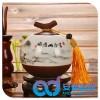 景德镇茶叶罐定做 陶瓷罐子厂家