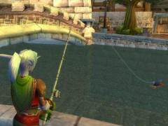 奥金钓鱼竿