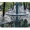 不锈钢304编织绳网鸟类围网动物园网佰纳不锈钢编织绳网