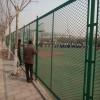 石家庄体育场护栏网球场围网勾花钢丝网厂