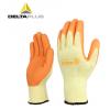 代尔塔 江苏代理 201730 抗撕裂手套 乳胶涂层防护手套
