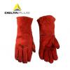 代尔塔 205515  电焊工防护手套 隔热耐磨