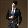 商务西服套装男修身青年职业装正装上班工作西装结婚新郎礼服外套