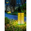 简约草坪灯户外小区防水路灯仿云石庭院灯园林工程景观超亮灯箱