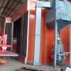 喷砂房 气力回收型喷砂房 环保涂装喷砂房