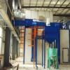 喷砂房 机械回收型型喷砂房  环保涂装喷砂房