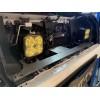 新款普拉多LC150中网内置灯架➕北美黄光辅助射灯