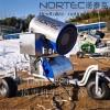 浙江滑雪场造雪机工作流程 出售诺泰克造雪机设备