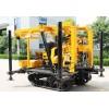 履带地质钻机配件打井机钻井机 小型家用200米打井机