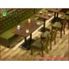 专注餐厅桌椅定制,咖啡厅桌椅,小吃店快餐桌椅供应厂家质保3年
