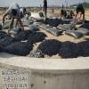 河北沧州沥青砂不加热罐底防腐施工