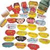 小吃纸盒章鱼小丸子盒4粒6粒批发印制武汉印刷厂武汉包装厂源头