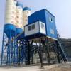 供应hzs60型混凝土搅拌机 JS强制搅拌机