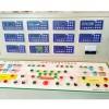 HZS50/60混凝土搅拌站集中控制柜操作台厂家