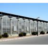 阳光板温室大棚 智能PC板温室建造