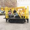 地质钻机150型履带价格 全液压岩心钻机水井勘探钻机