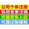 番禺市桥 免费注册公司 财税服务提供代理记账服务