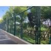 武汉斜孔框架护栏网实体生产厂家 保税区绿色围栏网价格