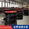广东广州大流量低扬程全贯流潜水电泵生产厂家